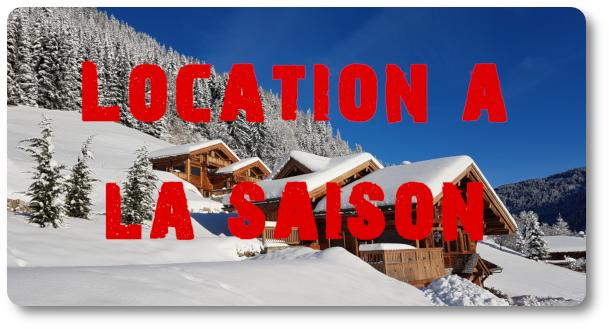 location saison hiver